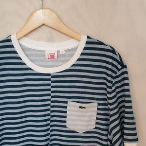 Lacoste S/S Crewneck Tee Shirt 7/L